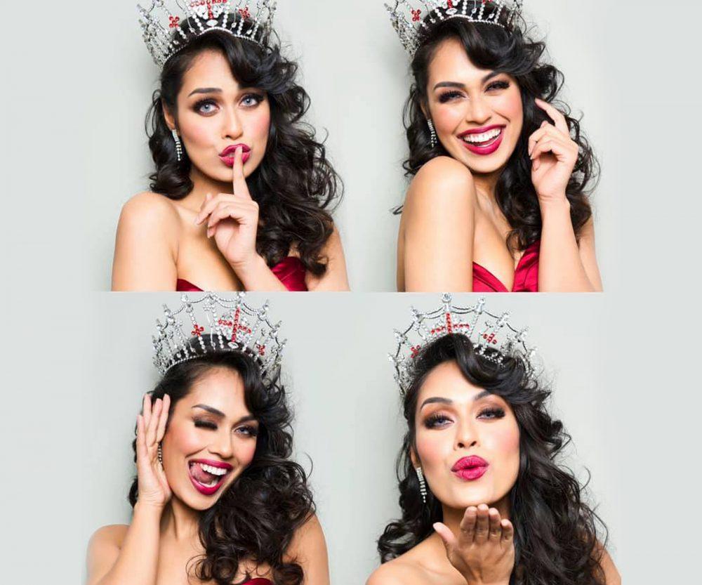 Bhasha Mukherjee, Miss England 2019