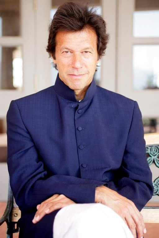 Imran Khan, Cricketer, Prime Minister of Pakistan